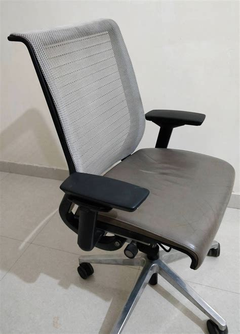 [Request] Bought this Steelcase chair dirt-cheap