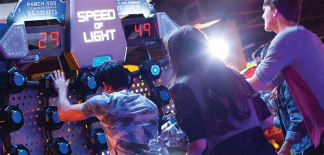 Dave & Buster's - Arcade Bar - Arcade For Adults