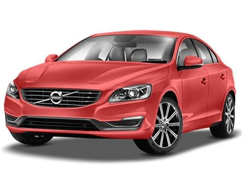 Volvo S60 Colors, 4 Volvo S60 Car Colours Available in