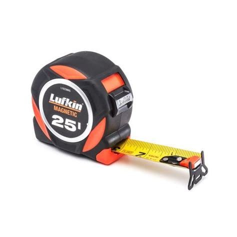 Lufkin Command 25-ft Magnetic Tape Measure in the Tape