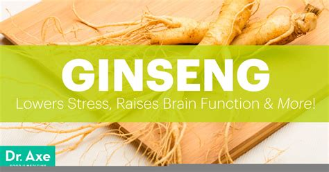 Ginseng Benefits, Nutrition Facts & How to Make Ginseng
