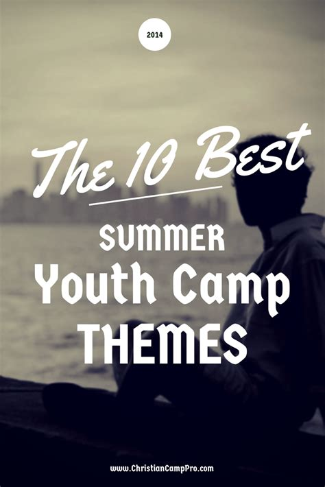 The 10 Best Summer Youth Camp Themes - Christian Camp Pro