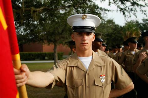 Marines To Require Service Uniforms Every Friday | KPBS