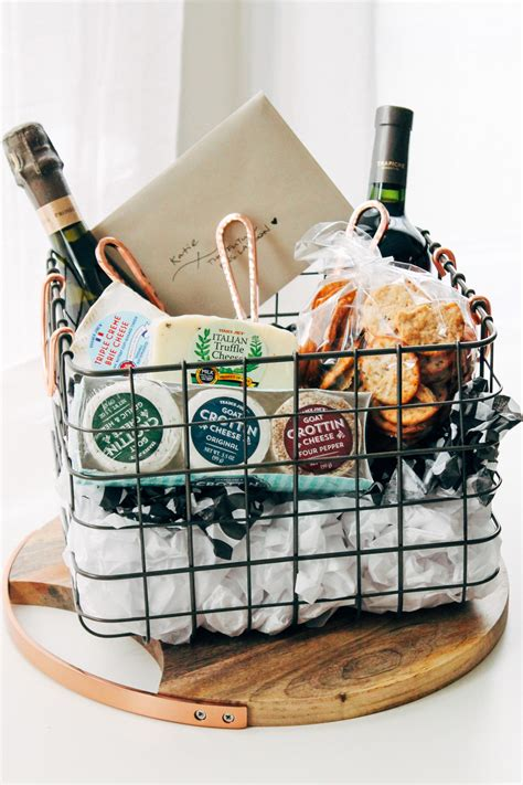 the ultimate cheese gift basket - playswellwithbutter