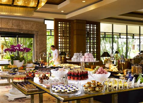More than just High Tea, The Regent Singapore