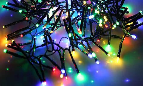Up To 73% Off Solar-Powered Fairy Lights   Groupon
