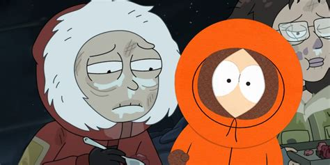 Rick & Morty: A Season 4 South Park Reference Compares