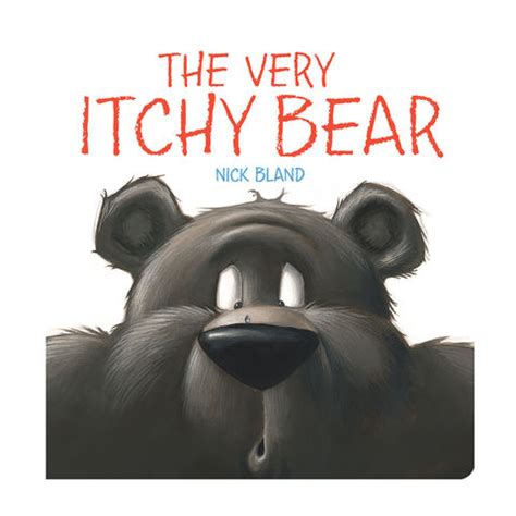 The Very Itchy Bear by Nick Bland - Book   Kmart