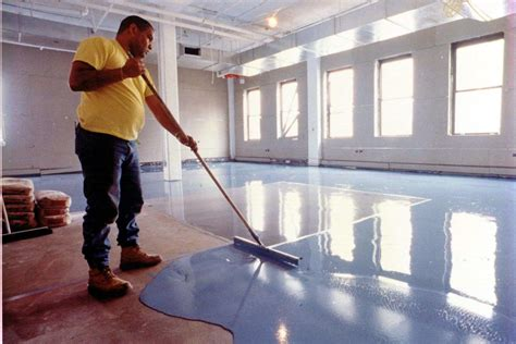 Garage Floor Covering Installation | How To Build A House
