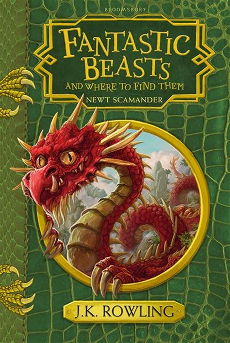 Fantastic Beasts and Where to Find Them: J
