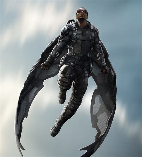 Marvel Falcon Wallpapers - We Need Fun