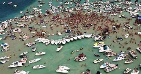 Bad News for TORCH LAKE SANDBAR parties- IS THIS THE END
