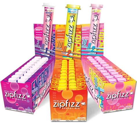 Zipfizz Review (UPDATE: 2018) | 12 Things You Need to Know