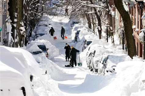 Fatal Storm: Deaths from Northeast Winter Storm | The