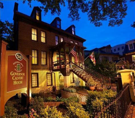 Historic Inns of Annapolis (MD) - UPDATED 2017 Hotel