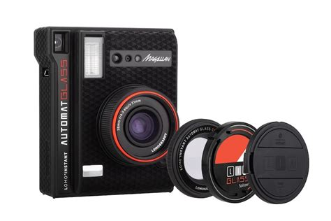 The First Instant Camera with a Wide-Angle Lens – Lomo