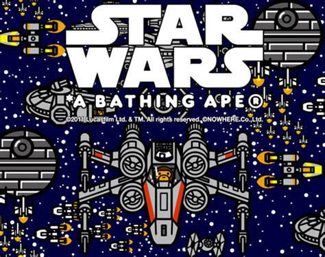 A Bathing Ape x Star Wars – Capsule Collection | Delivery