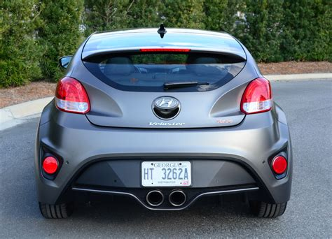 2013 Hyundai Veloster Turbo 6-Speed Manual Review & Test