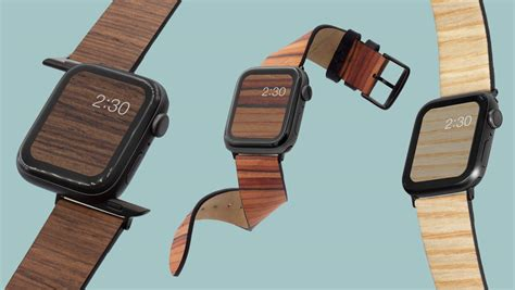 Bandly Wood Watch Bands