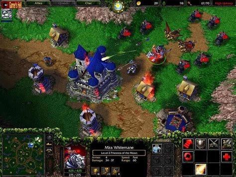 Warcraft 3 Reign of Chaos Download Free Full Game   Speed-New