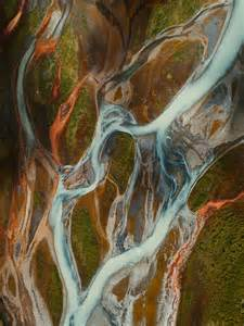 The River Veins: Beautiful Aerial Photos Of Iceland By Tom