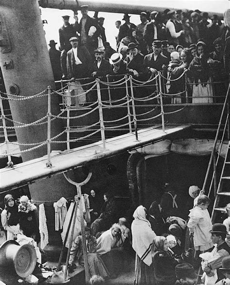 EARLY AMERICAN MODERNISM~ Alfred Stieglitz, The Steerage