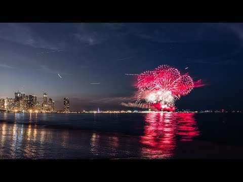 How to Get Started Photographing Fireworks - Pretty