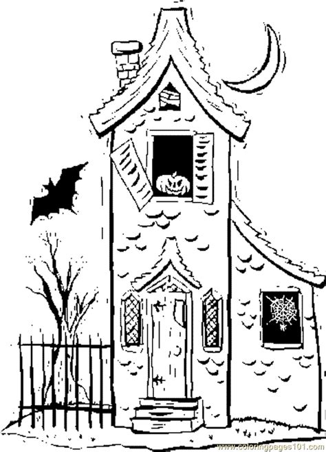 Full House Coloring Pages To Print - Coloring Home