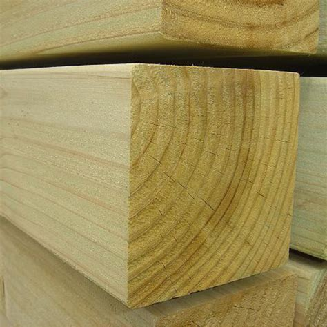 Green Treated Softwood Gate Posts   Buy Fencing Materials