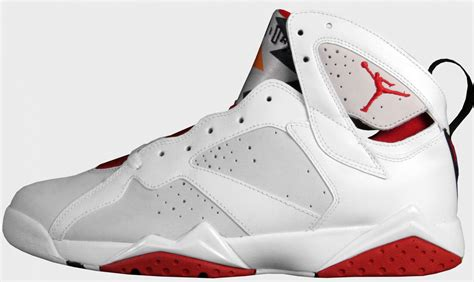Air Jordan 7: The Definitive Guide To Colorways   Sole