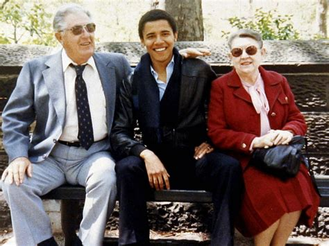 Obama's birth meant a new life for his grandparents