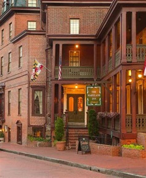 Historic Inns of Annapolis   VisitMaryland