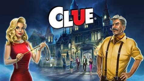 Clue: The Classic Mystery Game for Nintendo Switch