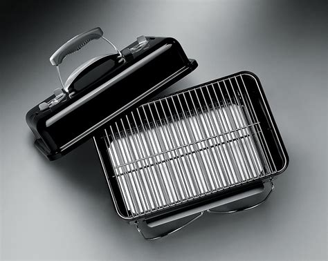 Buy Online Weber Go-Anywhere Charcoal Grill (Black) from