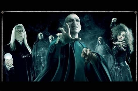 Can you name all the Harry Potter Death Eaters in this quiz?