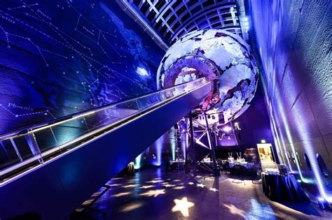 Earth Galleries at The National History Museum   Venue