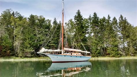 1938 Custom Crocker Ketch Sail New and Used Boats for Sale