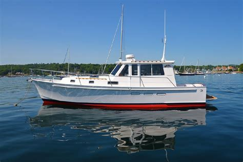 1998 Freedom Yachts Legacy 40 40 Boats for Sale - Yachting