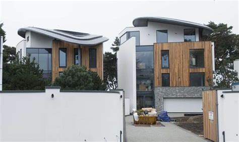 'His and hers' luxury homes go for £13million in Sandbanks