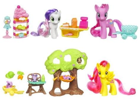My Little Pony G4: MLP 4 Toy Release Images!!!