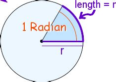 What is the difference between a radian, an arcsecond and