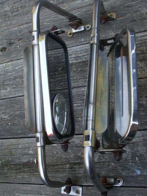 Purchase 1967-1972 Ford Truck Mirrors Camper Special Style