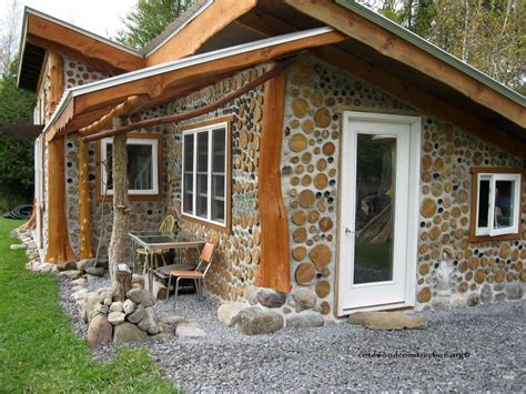 Cordwood Construction   Cordwood homes, House in the woods