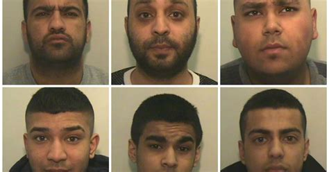 Jailed: Gang who posted nearly £1m worth of heroin from