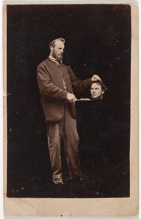 Before the Photoshop: Here Are 20 Creepy Headless