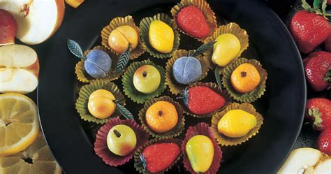 12 Pieces of Marzipan Candy - O&H Danish Bakery of Racine