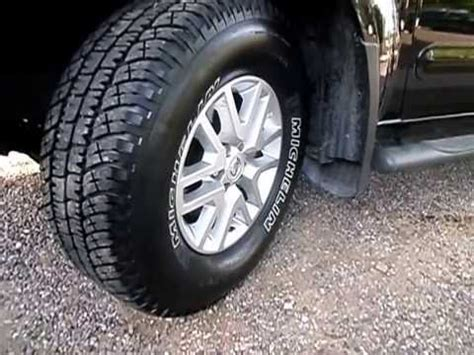 Initial Michelin LTX AT2 REVIEW - YouTube