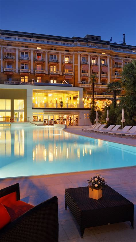 Wallpaper Palace Merano, Italy, Best hotels, tourism
