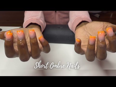 50 Cool Glitter Ombre Nail Design Ideas That are Trending