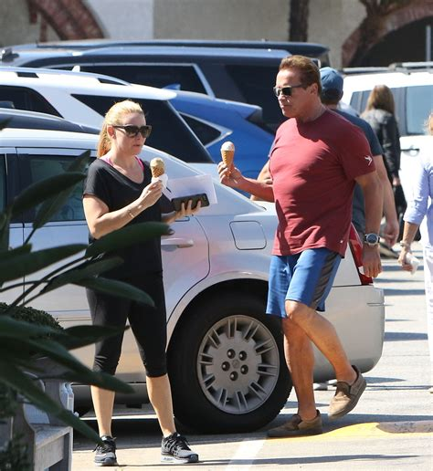 Arnold Schwarzenegger's Dating Life With 27 Years Younger